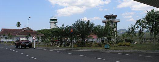 manado airport